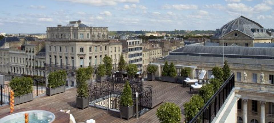 The regent grand h tel de bordeaux voyage luxe france for Hotel de luxe france
