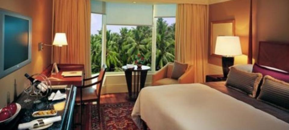 The Leela Hotel Mumbai, halte possible avant le Kerala