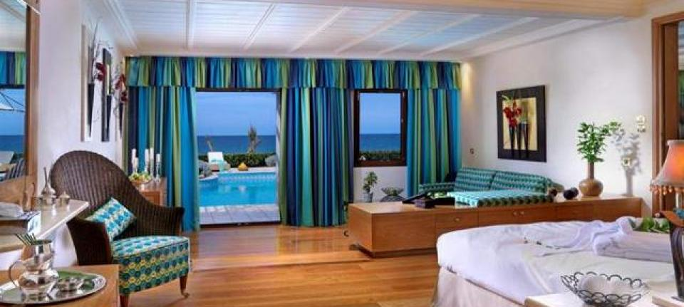 Une junior suite à l'Aldemar