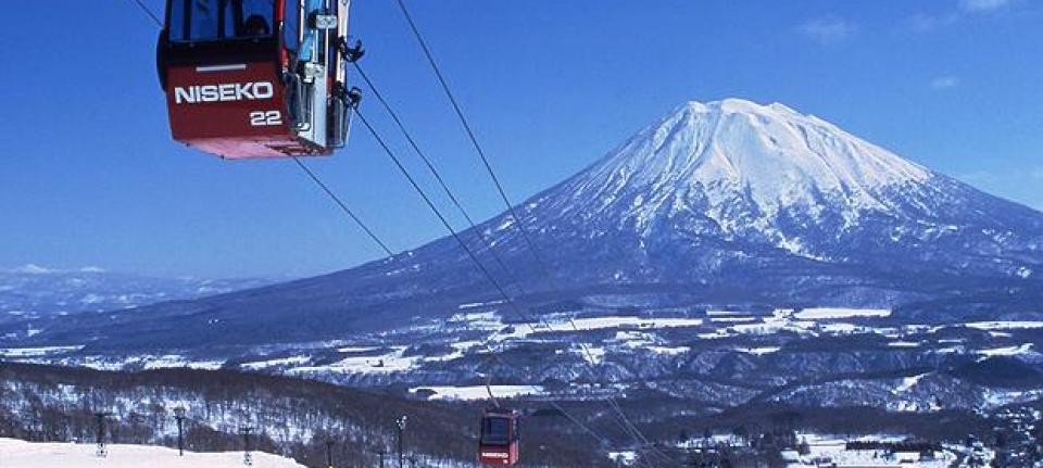 Niseko, la station la plus hype du Japon.