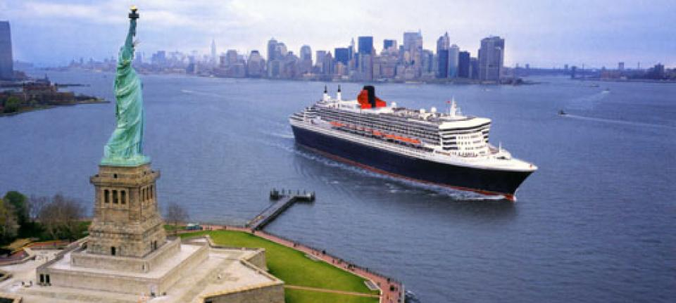 Un liner de légende, le Queen Mary 2.