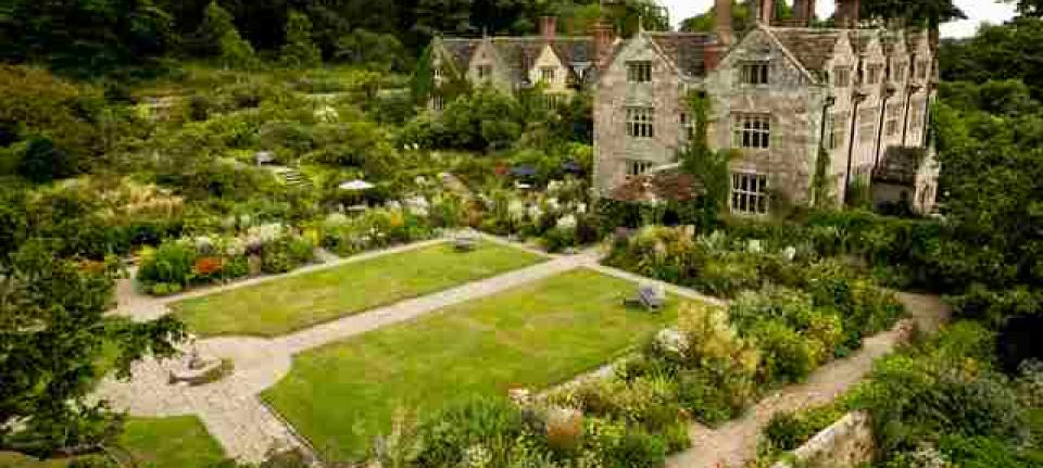 Le sussex gravetye manor berceau des jardins l for Small hotels of the world uk
