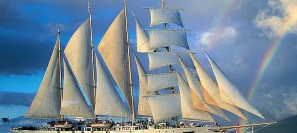 Le Star Clipper.