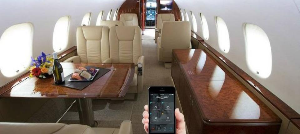 jetsmarter r servation mobile de vols en jet priv voyage luxe. Black Bedroom Furniture Sets. Home Design Ideas