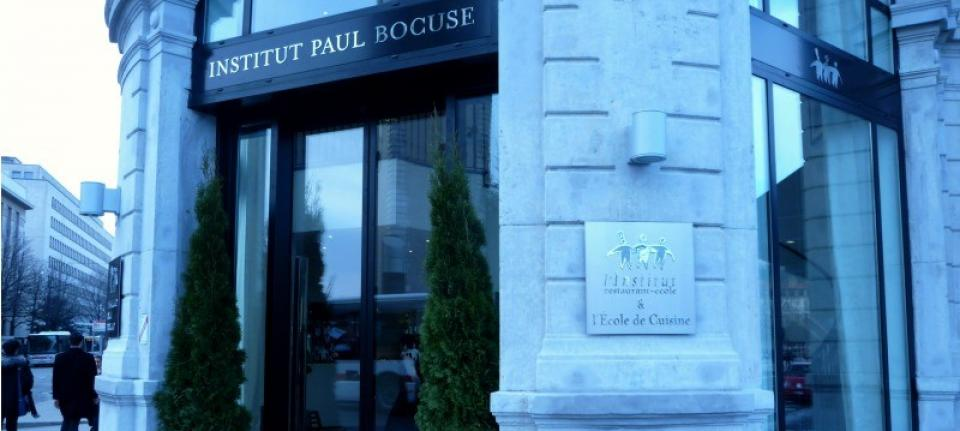 Et le restaurant Paul Bocuse...