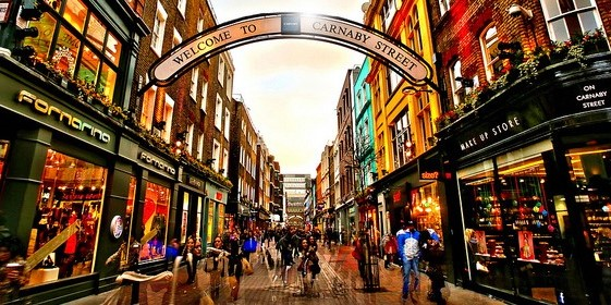 Carnaby Street, incontournable...