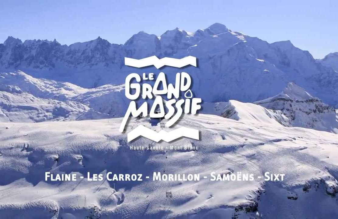 Les 5 stations du Grand Massif.