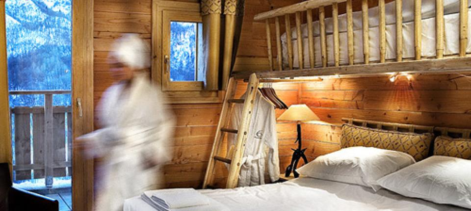 Chambre Chalets Cocoon
