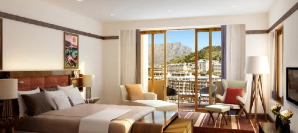 L'hôtel One & Only Cape Town dispose de suites avec vue sur la Montagne de la Table